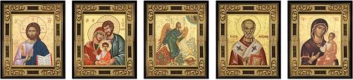 Νο 102/Α Διάφοροι Άγιοι (10Χ13)